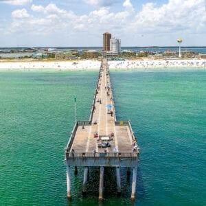 Pensacola Fishing Pier