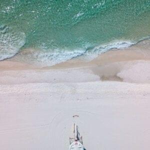 Pensacola Lifeguard Stand