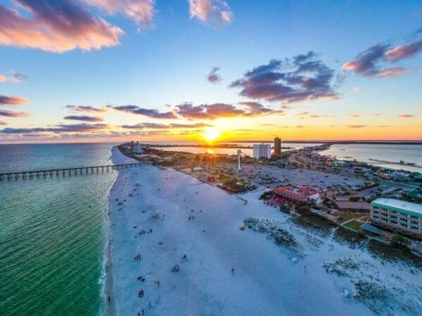 Casino Beach Sunrise