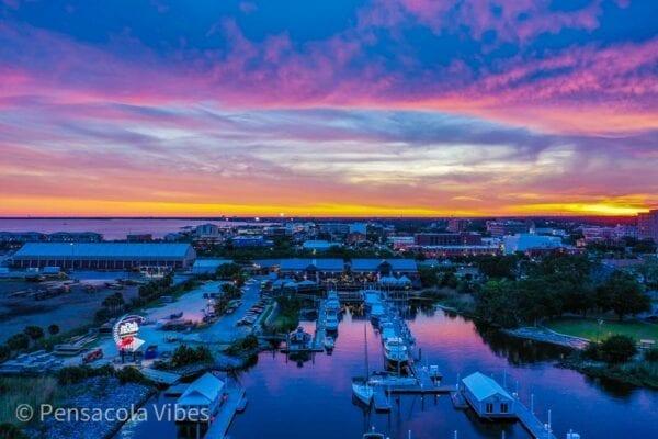 Bayfront Sunset